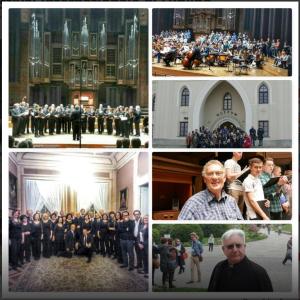 III Festival internazionale dei Cori. Lublino, Polonia, maggio 2017