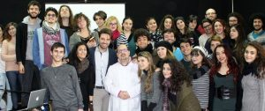 gianluca gucciardo atelier sur la voix artistique italie 2017