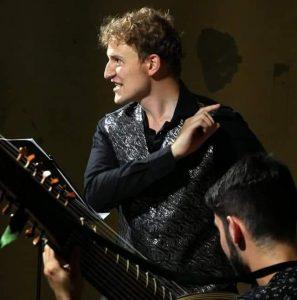 Federico Fiorio sopranista